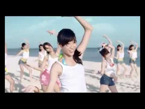 [CM] Pocari Sweat with JKT48 - Heavy Rotation - Better Quality