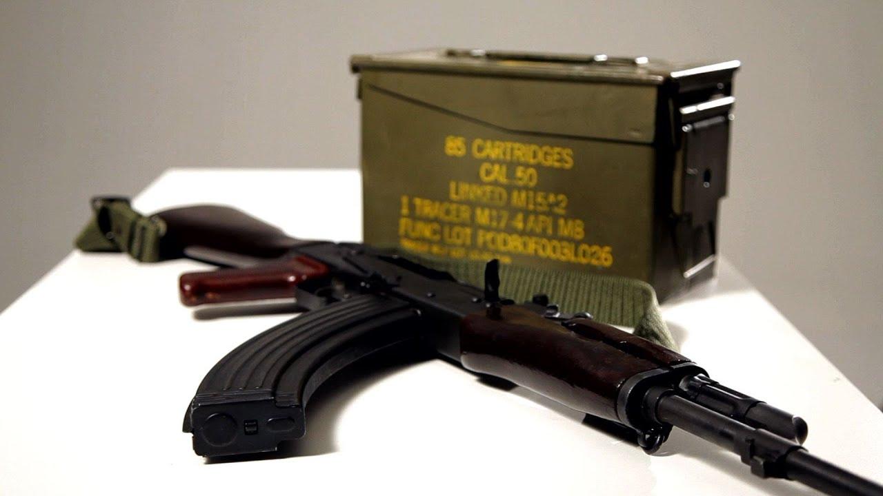 AK-47 Review | Gun Guide - YouTube