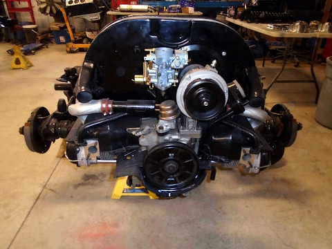 1978 vw super beetle convertible rebuilt engine lastchanceautorestore com youtube Vw crate motor