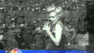 Marilyn Monroe - A Soldier Remembers