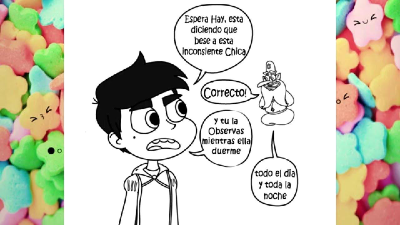 Star x Marco - Comic en Español (#16) - YouTube