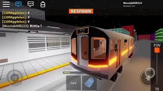 Roblox New R217 party train