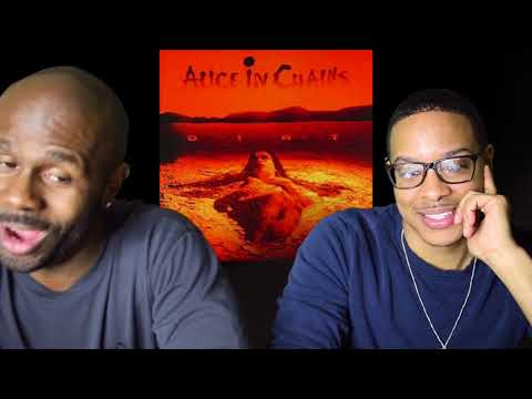 Alice In Chains  Rooster REACTION!!!
