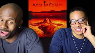 Alice In Chains - Rooster (REACTION!!!)