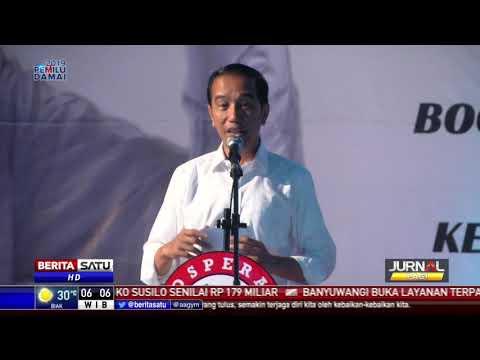 Jokowi: Tukang Ojek adalah Pekerjaan yang Sangat Mulia