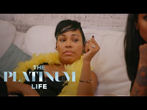 La'Myia Fights With Shantel at Nazanin's Bachelorette Party  The Platinum Life  E!