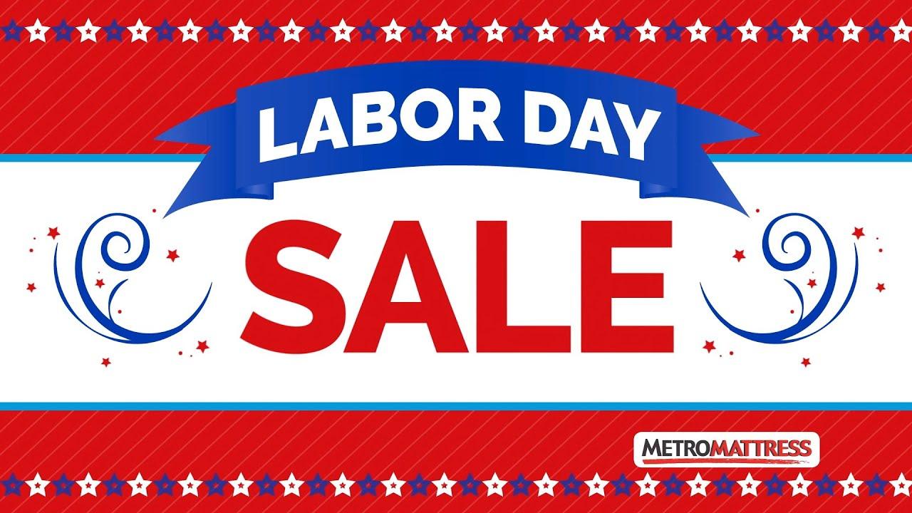 "Metro Mattress ""Labor Day Sale 2016"""