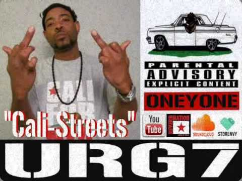 NEW URG7 ONEYONE ''CALI STREETS'' STR8HOOD...