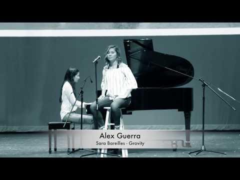 Sara Bareilles - Gravity (Alex Guerra Cover)