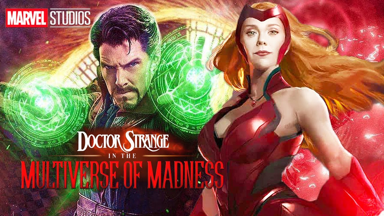 Doctor Strange Marvel Video Clip 2020 Breakdown - Marvel Phase 4 Easter Eggs