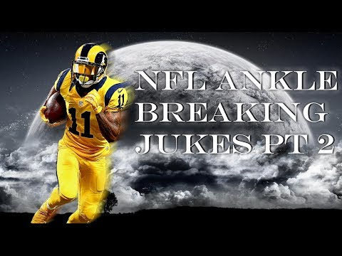 NFL Ankle Breaking Jukes 2
