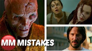 10 Biggest Hidden Secret Mistakes You Need to See in Popular Movies | Movie Mistakes