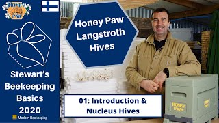 Honey Paw Poly Hives Project - 01: Introduction & Nucleus Boxes