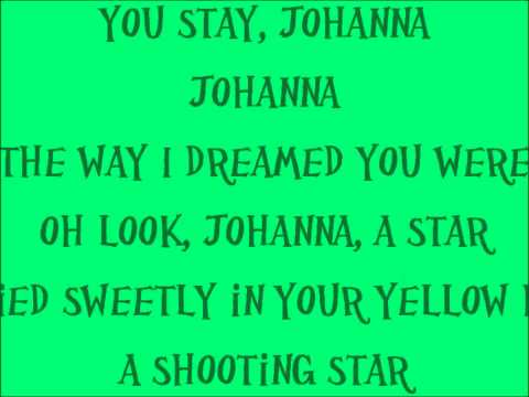 Sweeney Todd Johanna Reprise Lyrics