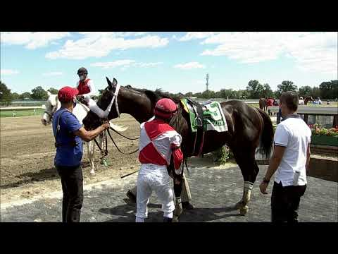 video thumbnail for MONMOUTH PARK 08-30-20 RACE 2