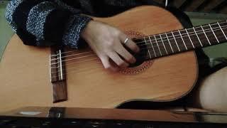 Người dưng ngược lối guitar cover