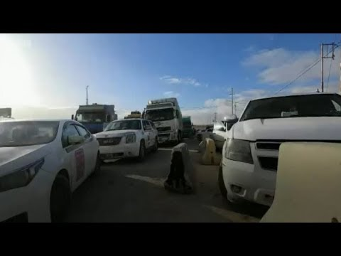 Syrian refugees returning home after Western-backed jihadi gangs defeated   February 2019