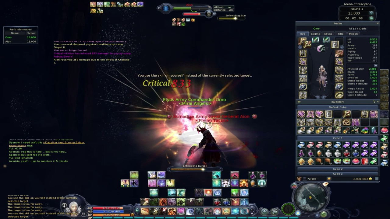 Elo/mmr system in Aion - Page 3 - General Discussion - Aion EN