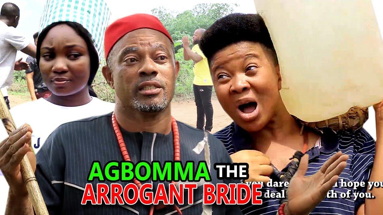 Download Agboma The Arrogant Bride Season 1&2 - NEW MOVIE HIT'' 2019 Latest Nigerian Movie