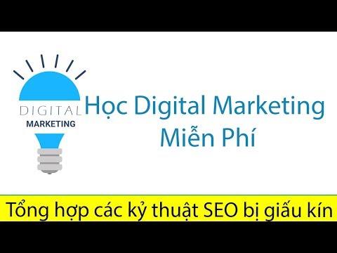 Học Digital Marketing Miễn Phí (Tự Học Online từ A-Z)