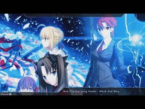 Nightcore - Black and Blue