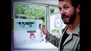 Feeder - Tallulah Artwork