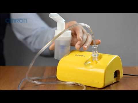 Небулайзер ингалятор компрессорный CompAir C24 Kids Omron (Омрон)