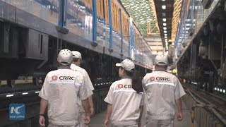 Argentina renovates outdated railway with support from China