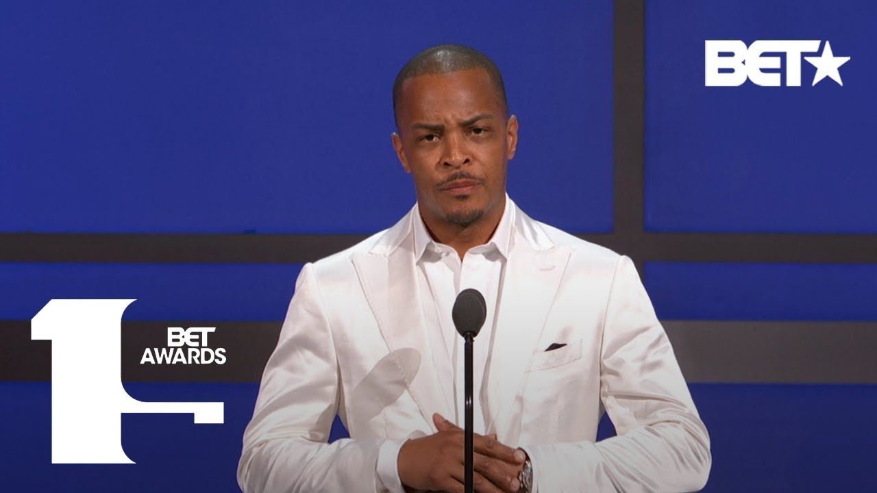 T.I. Remembers Nipsey Hussle For His Activism & Uplifting The Community | BET Awards 2019
