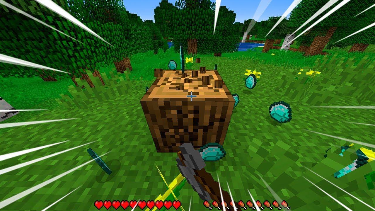 Download Minecraft, men alt er tilfældigt! (Dansk Minecraft)