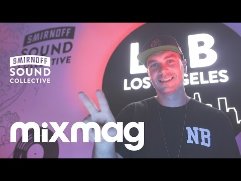 Night Bass takeover in The Lab LA with AC SLATER, JACK BEATS & SINDEN