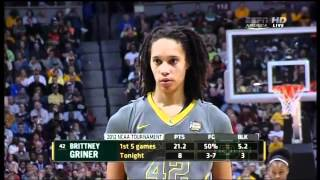 2012 NCAA Women s Basketball Championship. Final. Notre Dame vs. Baylor