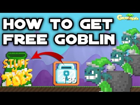 growtopia how to get the goblin winterfest 2016 doovi. Black Bedroom Furniture Sets. Home Design Ideas