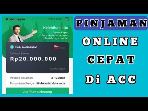 Review Kredinesia Pinjaman Online Mudah Dan Cepat Di Acc Youtube