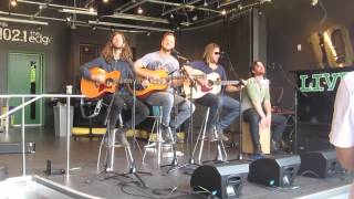 Imagine Dragons - Its Time Acoustic Performance September 2012 [HD]