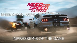 Need for Speed Payback - A Car Crash of Decisions