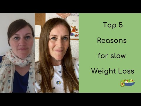 5 Physical Factors of Weight Reduction Nobody Discusses