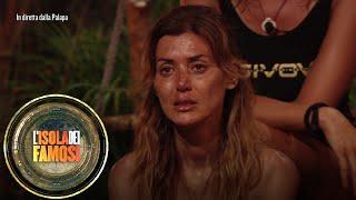 L'Isola dei Famosi - Lo scontro tra Daniela Martani e Gilles Rocca