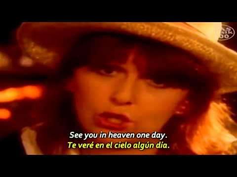 Mike Oldfield ft Maggie Reilly Moonlight Shadow Subtitulado Esp 1983 HQ
