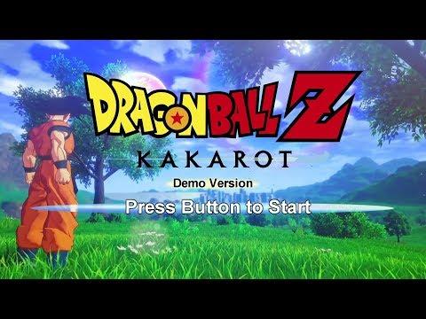 Dragon Ball Z: Kakarot – Complete Demo Walkthrough | Direct Feed (HD)