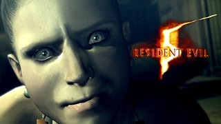 Resident Evil 5 Remastered - Excella Boss Fight - Uroboros Aheri