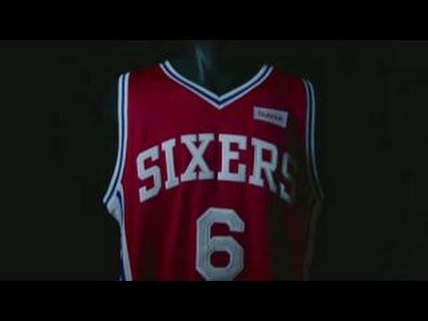 Philadelphia 76ers CEO talks team jersey ads, team performance