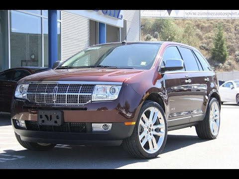 2010 lincoln mkx awd for sale at kamloops mercedes benz youtube. Black Bedroom Furniture Sets. Home Design Ideas