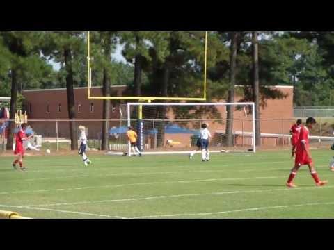 WCA vs Kestrel Heights School, 2013-09-12