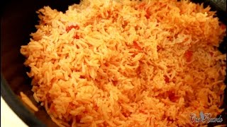 Tomato and Coconut Rice !! Jamaica Cooking !!!