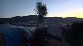 LIVE: Die Flüchtlingssituation auf der Insel Samos