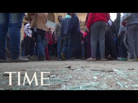 At Least 10 People Killed In Shooting Outside Of Egypt Church Near Cairo | TIME