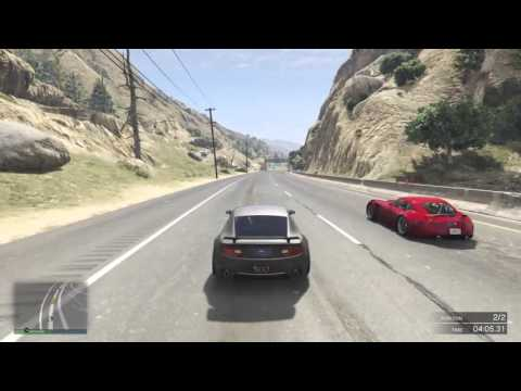 Gta  Slammed Car Glitch