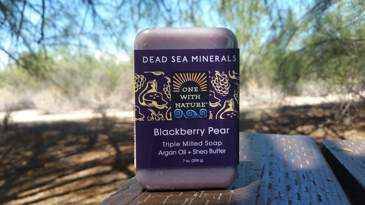 Dead sea mineral soap review