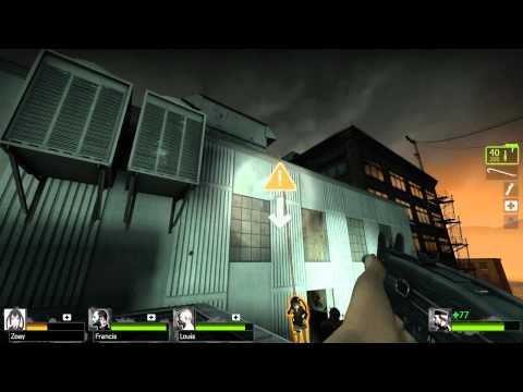 [Left 4 Dead 2][Single] Dead Air